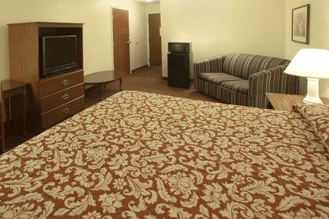 Americas Best Value Inn and Suites Longview - King Standard 2