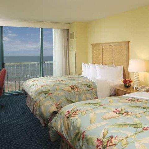 Hilton Daytona BeachResort-Ocean Walk Village - Guest Room