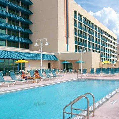 Hilton Daytona BeachResort-Ocean Walk Village - Pool