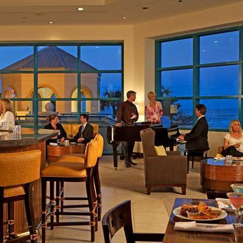 Hilton Daytona BeachResort-Ocean Walk Village - Restaurant