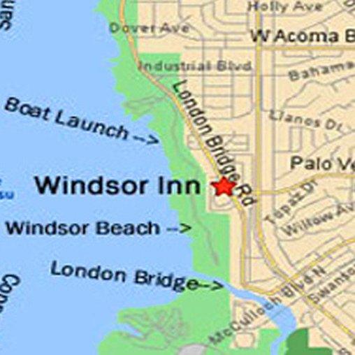 Windsor Inn Lake Havasu City - Lake Havasu City, AZ