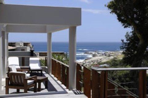 Camps Bay Retreat & Spa Hotel - Exterior