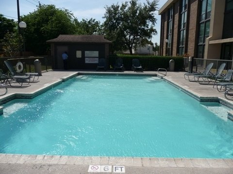 Plaza Inn - Pool