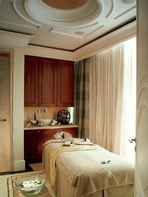 Ritz-Carlton Beijing Wellness area