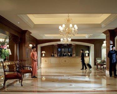 Ritz-Carlton Beijing Lobby