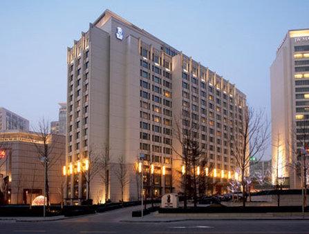 The Ritz-Carlton, Beijing - Exterior