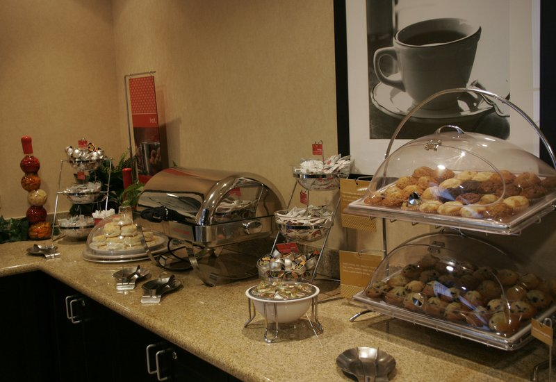 Hampton Inn & Suites Denver-Downtown, CO Gastronomia