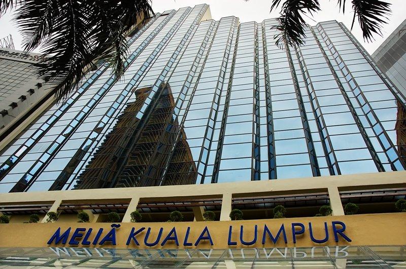 Melia Kuala Lumpur Fasad