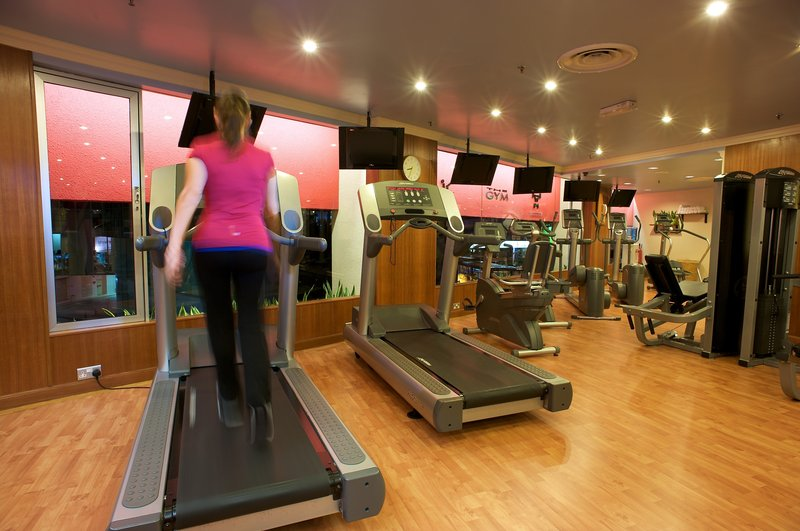 Melia Kuala Lumpur Fitness-klubb