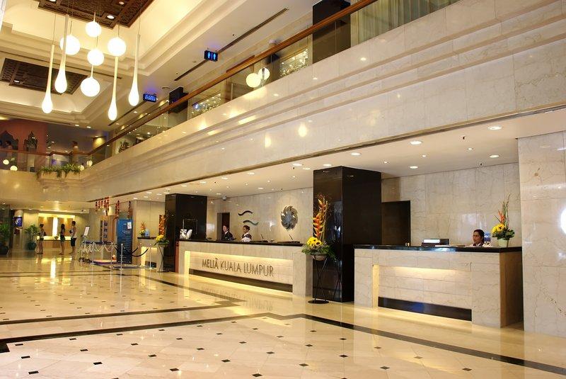 Melia Kuala Lumpur Lobby