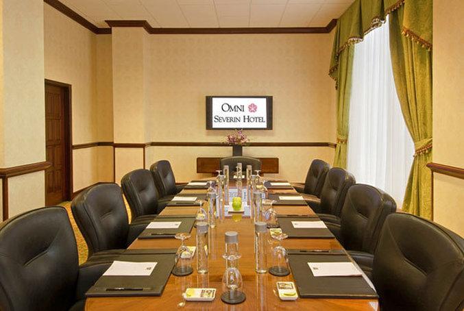 Omni Severin Hotel Meeting room