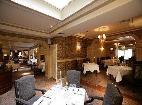 Buswells Hotel - Trumans Restaurant