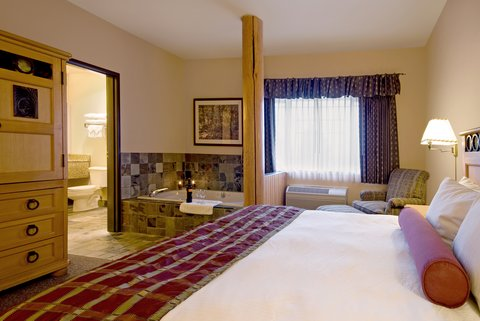 BEST WESTERN Northwest Lodge - Spa Suite