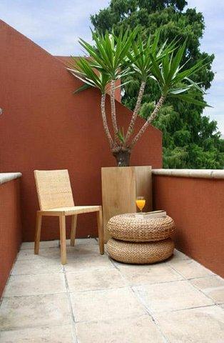 Hotel Piedraluna - Terrace