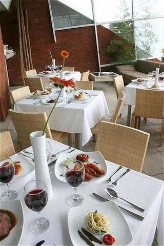 Hotel Piedraluna - Restaurant