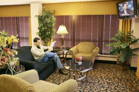 Hampton Inn Dallas-North-I-35E At Walnut Hill - Lobby