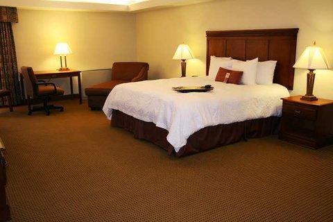 Hampton Inn Dallas-North-I-35E At Walnut Hill - Suite