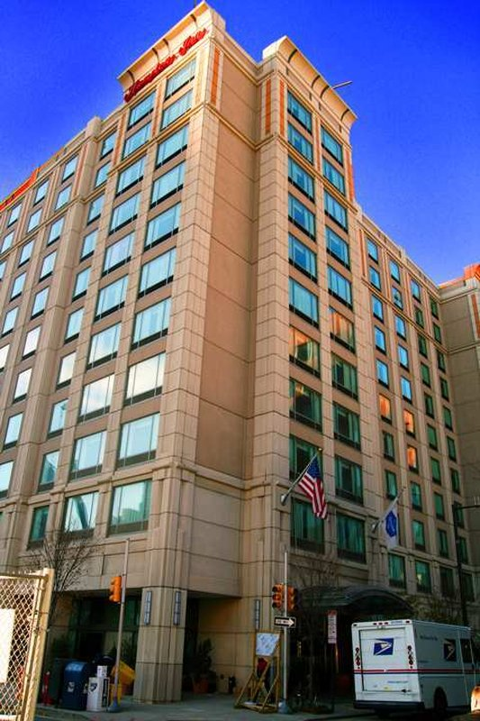 Hampton Inn Philadelphia-Center City-Convention Ctr Ulkonäkymä