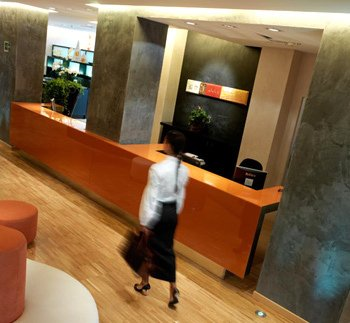 Best Western Hotel Major - Hotel Lobby