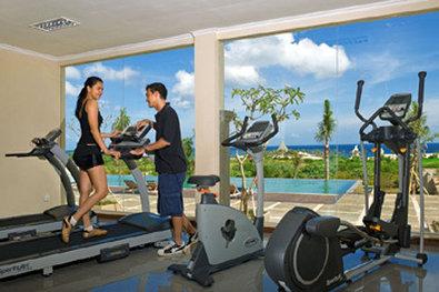 New Kuta Condotel - Fitness Center