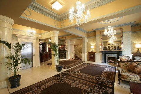 Buswells Hotel - Reception