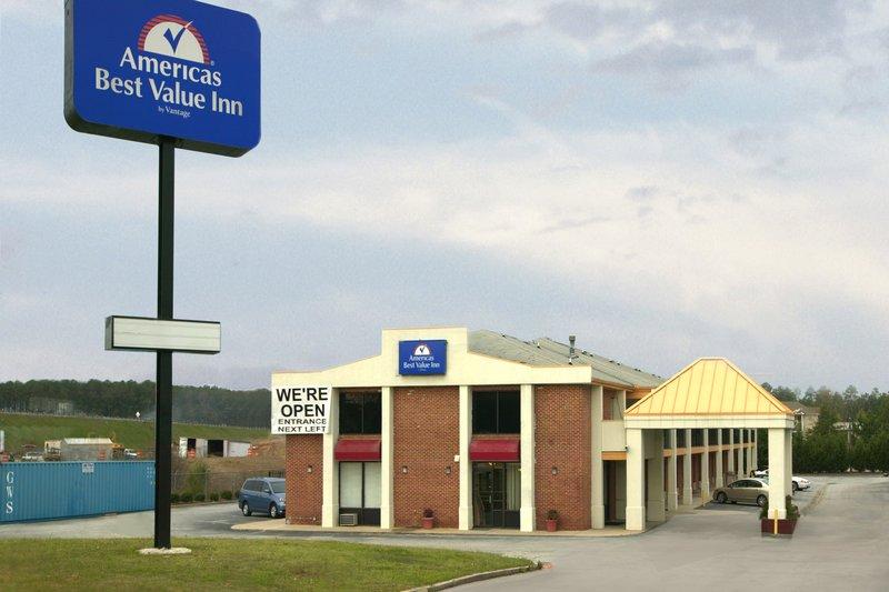 Americas Best Value Inn - Covington, GA