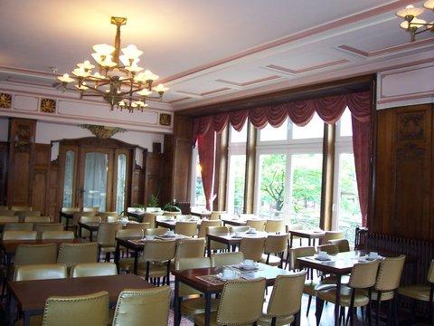 Manhattan Hotel Brussels - Restaurant