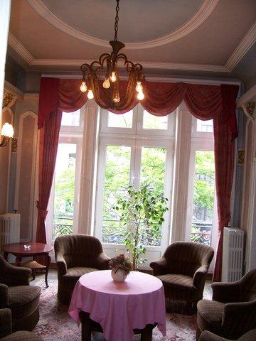 Manhattan Hotel Brussels - Lobby