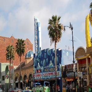 Liberty Hotel - Los Angeles, CA