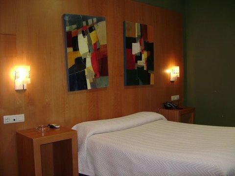 Hotel Condedu Badajoz - Guest Room
