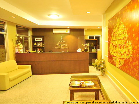 Regent Suvarnabhumi Hotel - Reception Area
