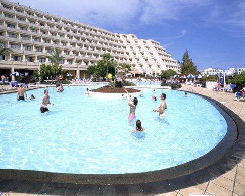 Occidental Teguise Playa - Pool