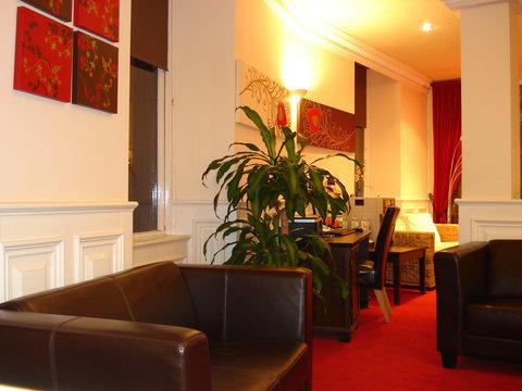 The Sandyford Hotel - Reception
