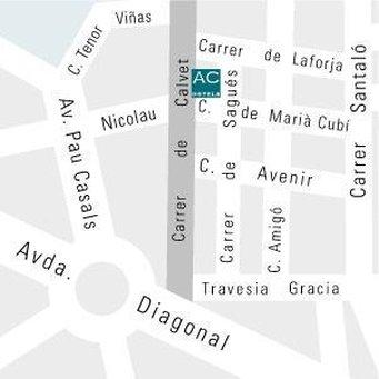 Ac Irla By Marriott - Map
