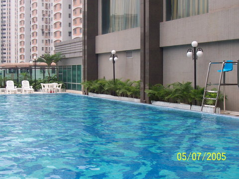 Guangzhou Grand International Hotel - Outdoor Swimming Pool