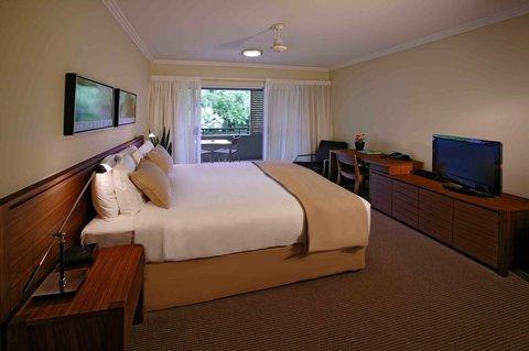 天堂棕榈树度假村 - Resort Room