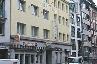 Conti Hotel - Exterior View