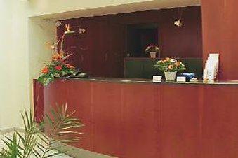 Conti Hotel - Front Desk