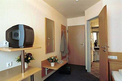 Conti Hotel - Standard Room Entrance