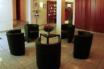 Conti Hotel - Reception Area