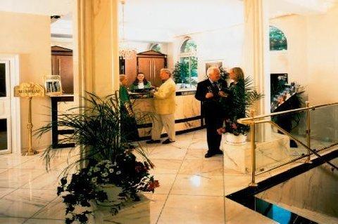 Hotel Palmenhof - Lobby