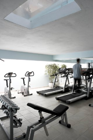 Classical Plaza Spa Suites - Gym