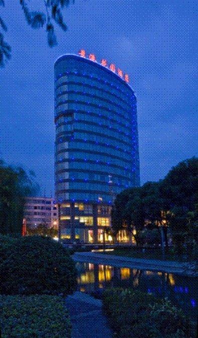 King Kong Garden Hotel Außenansicht