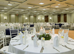 Ballroom - Kingston Plantation Condominiums Myrtle Beach