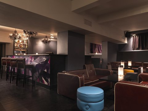 Blossoms Hotel - Chester Room Bar