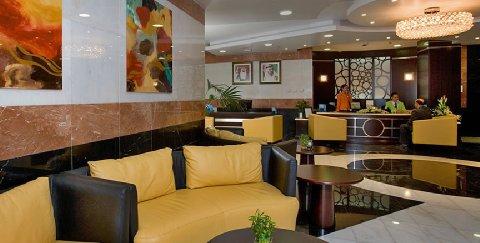 Coral Al Khoory Hotel Apts - Lobby