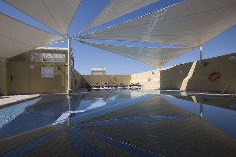 Coral Al Khoory Hotel Apts - Swimming Pool