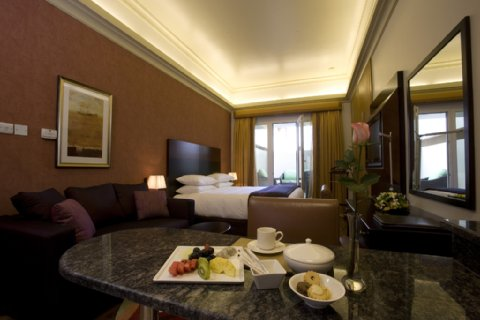 Coral Al Khoory Hotel Apts - Junior Suite
