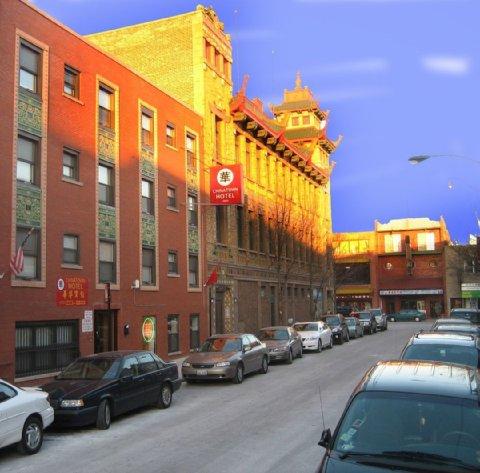 Chinatown Hotel Chicago - Chinatown Hotel Sunset