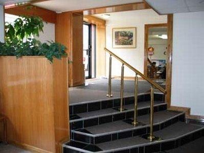 Chinatown Hotel Chicago - Lobbystairs